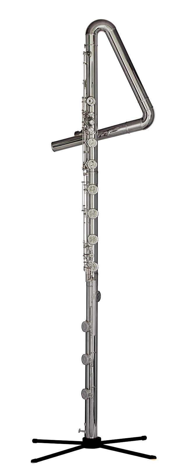 Introduction Contrabass flute