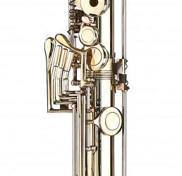 Hoover Bass flute - Right hand