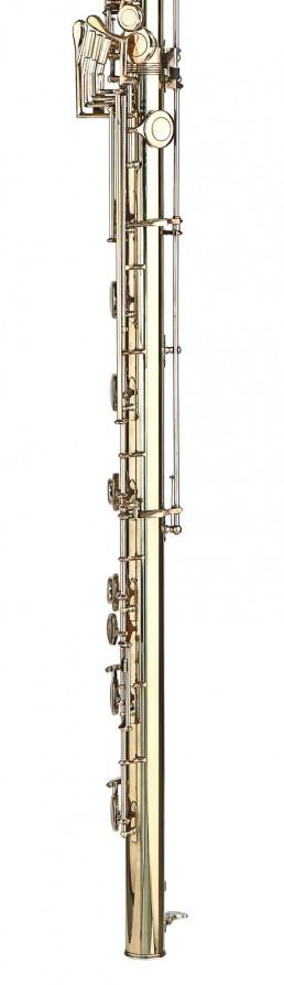 Hoover Bass flute - Foot until G