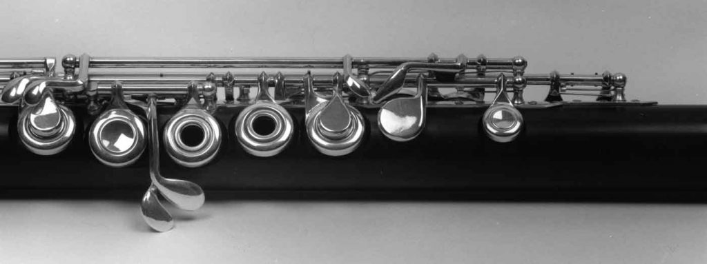 Wooden C-flute with Kingma System® for Patrick Gallois